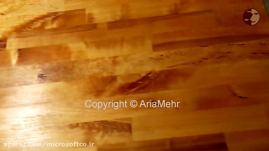 چگونه لوازم چوبی کهنه را نو کنیم