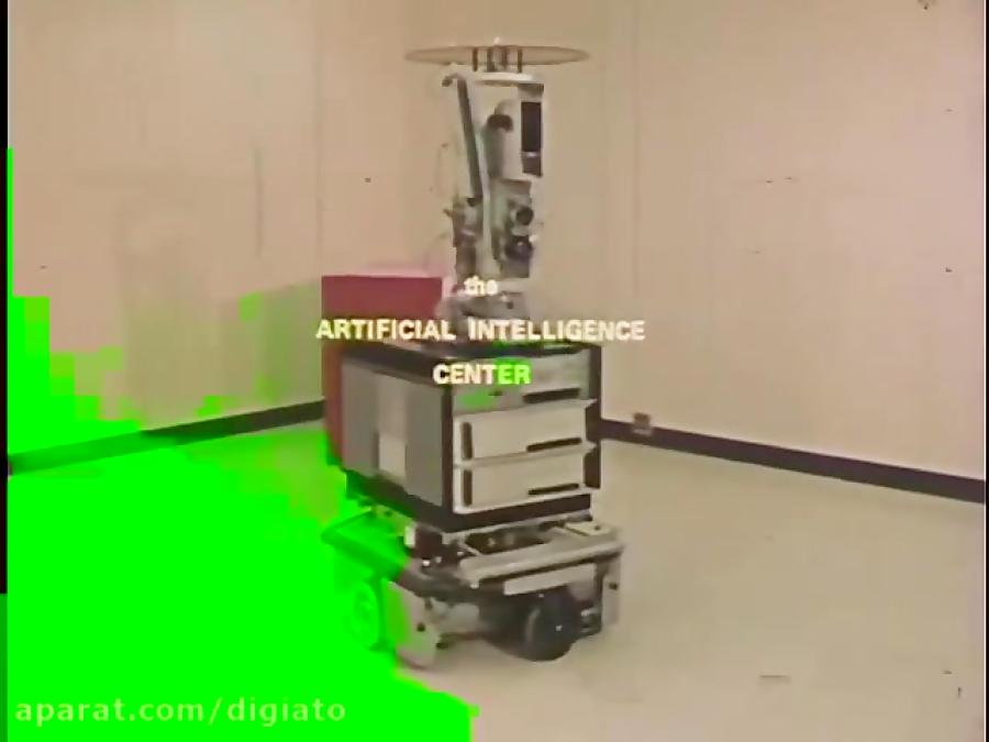 ربات Shakey