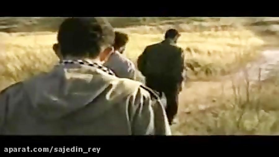 لحظه به شهادت رسیدن سید مرتضی آوینی