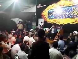 مداحی حاج آقا مرتضی طاهری در شب شهادت امام موسی کاظم علیه السلام در جیرفت