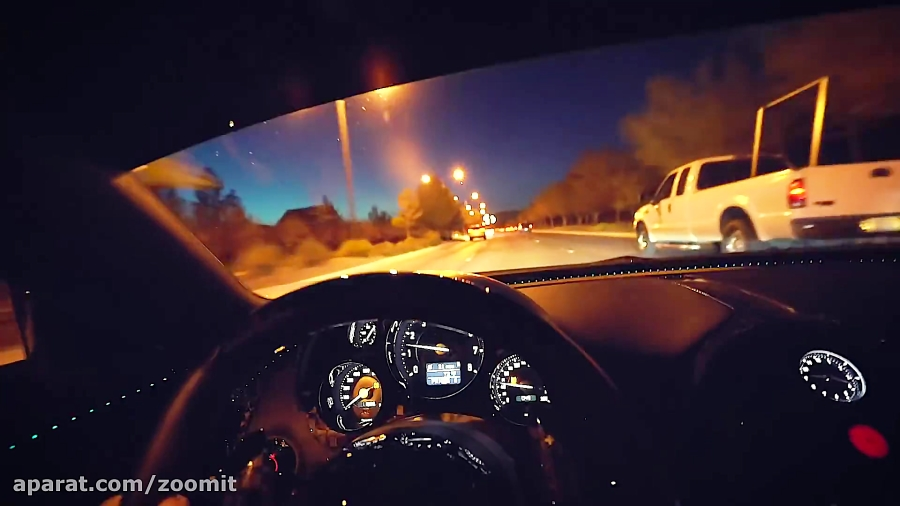 BUGATTI VEYRON PULLED OVER BY NEVADA STATE POLICE *200 MPH HIGHWAY PULL*