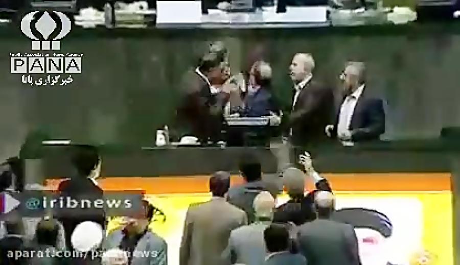درگیری نمایندگان مجلس با رئیس بانک مرکزی