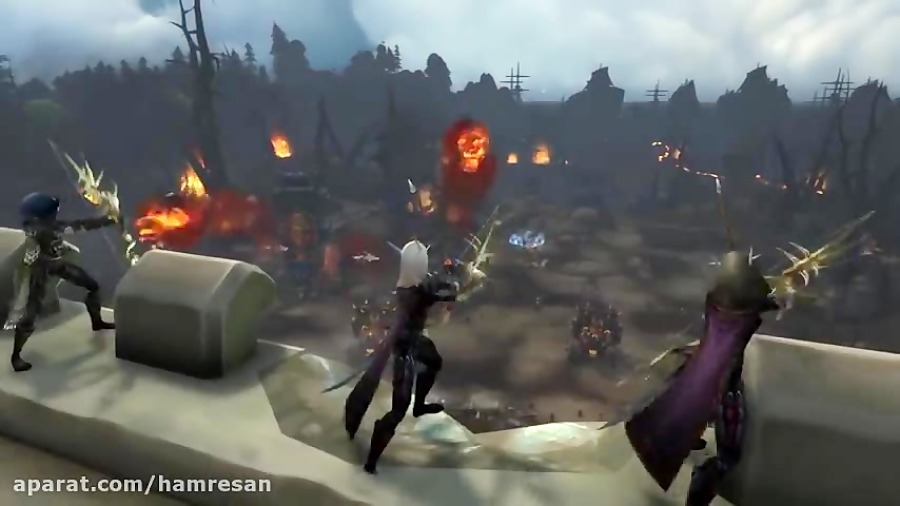 جدیدترین تریلر World Of Warcraft's Battle For Azeroth