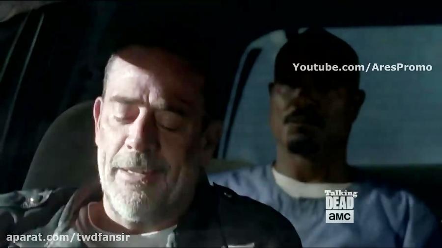 اسنیک پیک قسمت شانزدهم فصل هشتم سریال مردگان متحرک