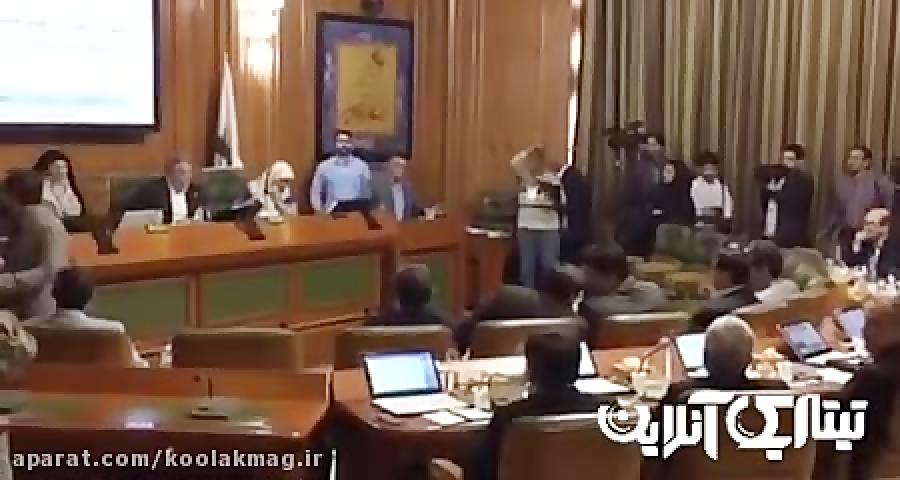 متلک محسن هاشمی به سرپرست جدید شهرداری تهران
