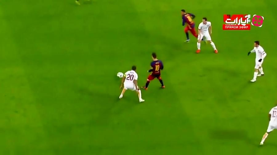 گلهای به یاد ماندنی لیونل مسی در لیگ قهرمانان