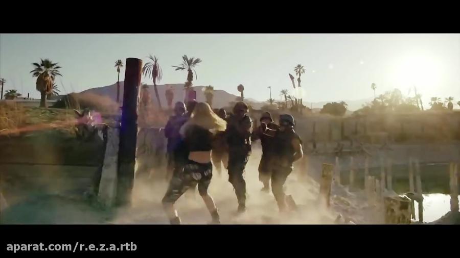 تریلر فیلم اکشن و تخیلی FUTURE WORLD ( جهان آینده )