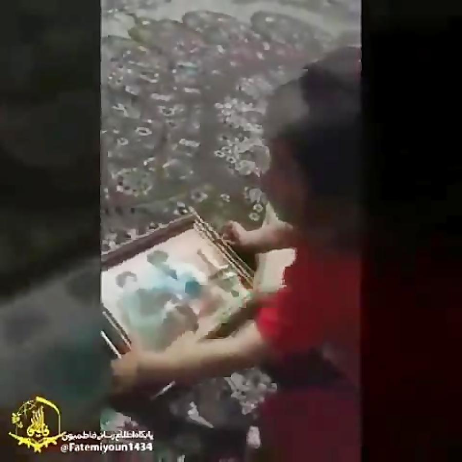 اهای اونایی که میگین شهدای مدافع حرم واسه پول رفتن