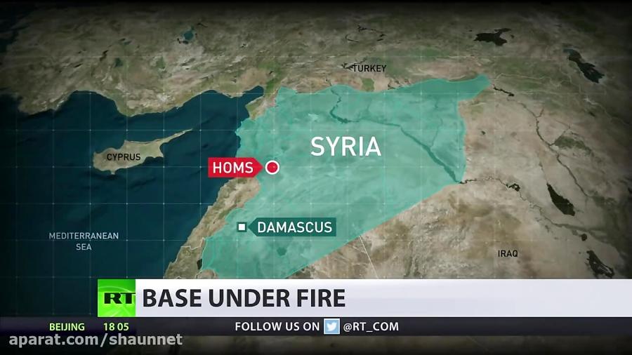 جنگنده اف15 اسرائیلی حملات هوایی به پایگاه هوایی سوریه