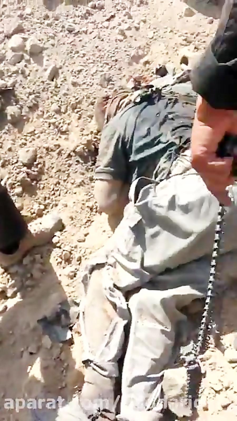 شکار سرکرده داعش توسط نیروهای ویژه ارتش عراق