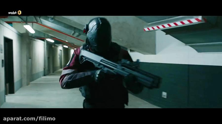 آنونس فیلم سینمایی «دونده ی مارپیچ 3»
