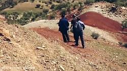 یک سایت سنگ نگاره در کوهدشت لرستان کشف شد