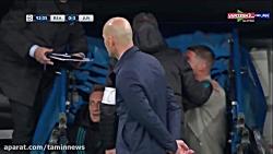 گل پنالتی رئال مادرید ب...