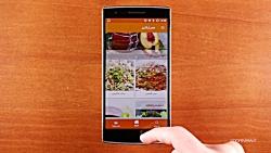 اپریویو : بررسی ویدیویی اپلیکیشن همیار آشپز