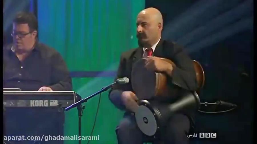 بازخوانی تصنیف «آفتاب» با صدای احمد آزاد