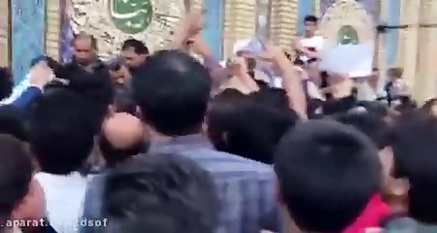 طرفداران احمدی نژاد_ احمدی ، احمدی، حمایتت می کنیم