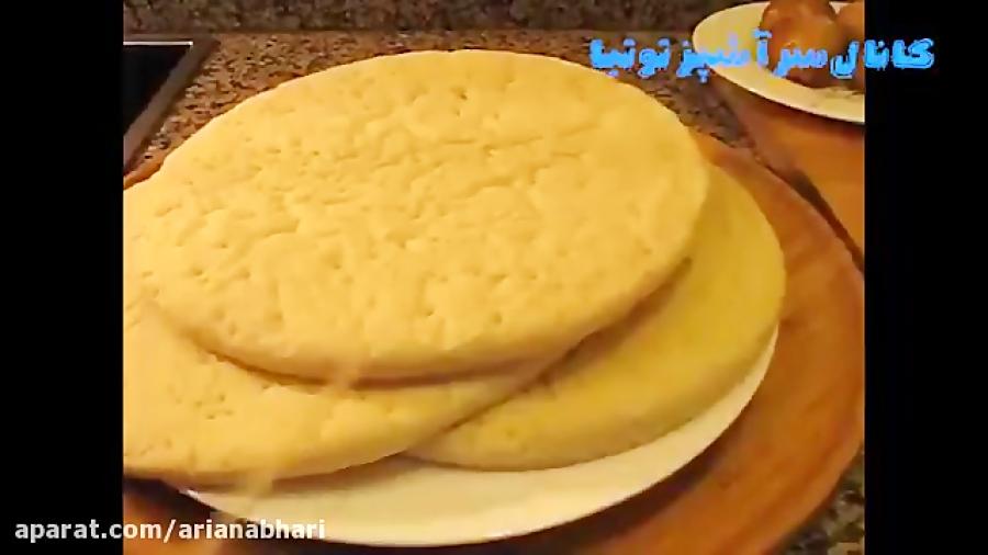 آشپزی : طرز تهیه پیتزا قارچ و گوشت