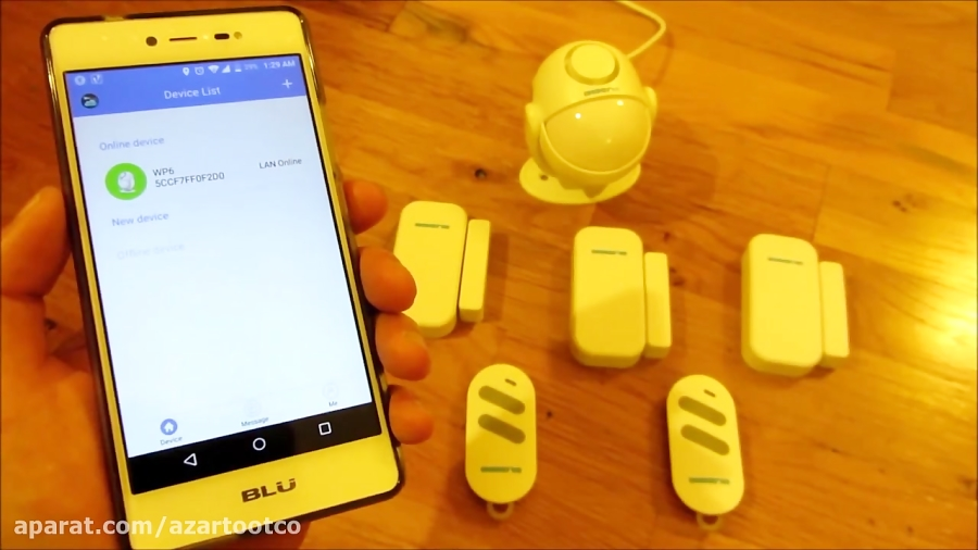 BIBENE WiFi Home Security | Full Install | Setup Step by Step Video