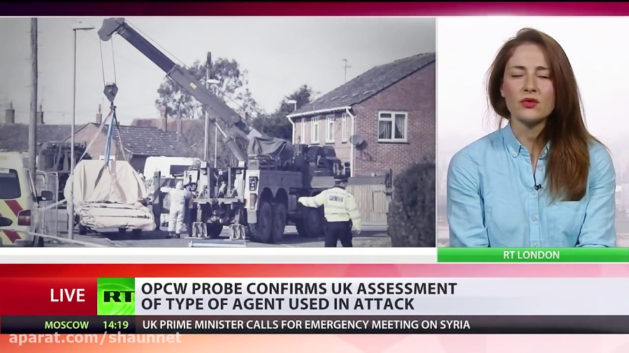 OPCW confirms UK findings over substance used in Skripal poisoning, no details over origin