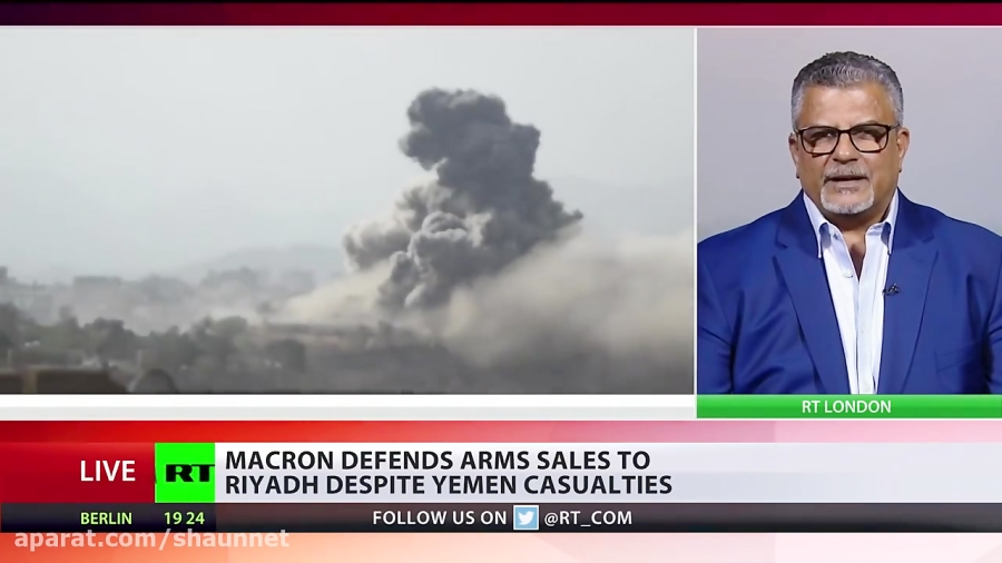 Macron defends arms sales to Saudi Arabia despite Yemen casualties