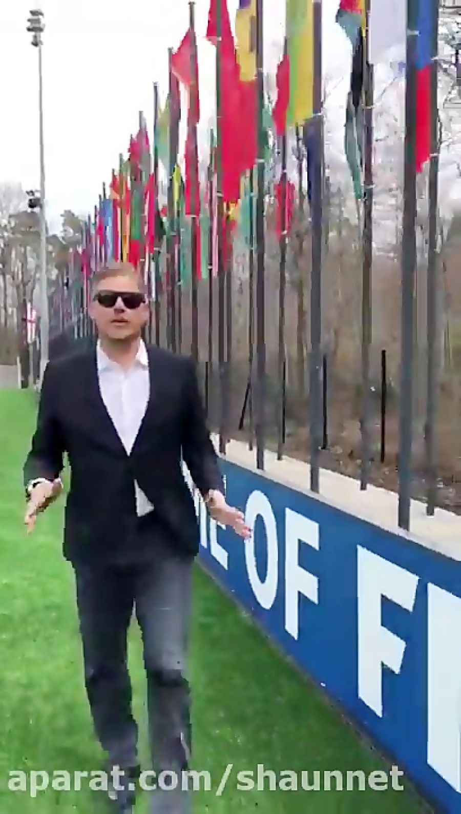 The Peter Schmeichel Show: 'It's safe to go to Russia' - FIFA President Infantino (PROMO)