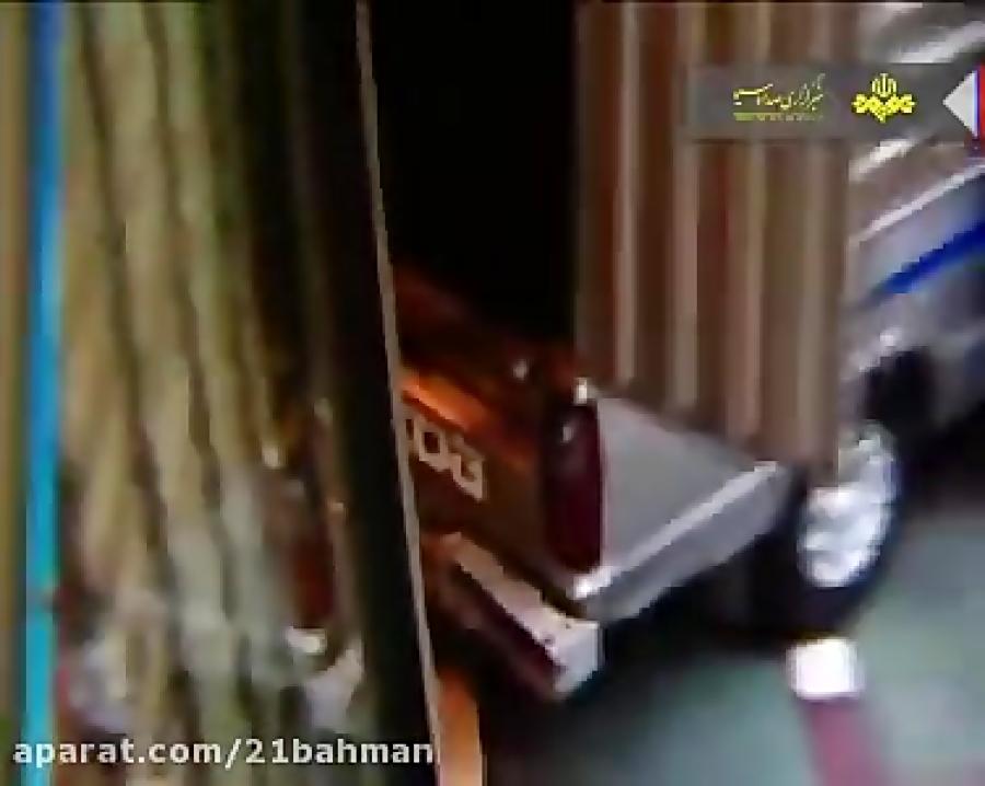 تصویر از سرقت خودپرداز در تهران