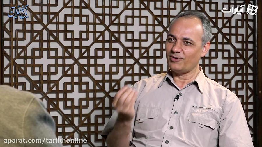 خشت خام / نوبت سی و هشتم / گفتگوی حسین دهباشی با احمد زیدآبادی