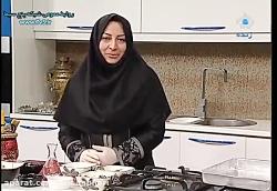 آشپزی : طرز تهیه باقلوا ...