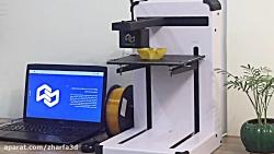 پرینتر سه بعدی و خدمات