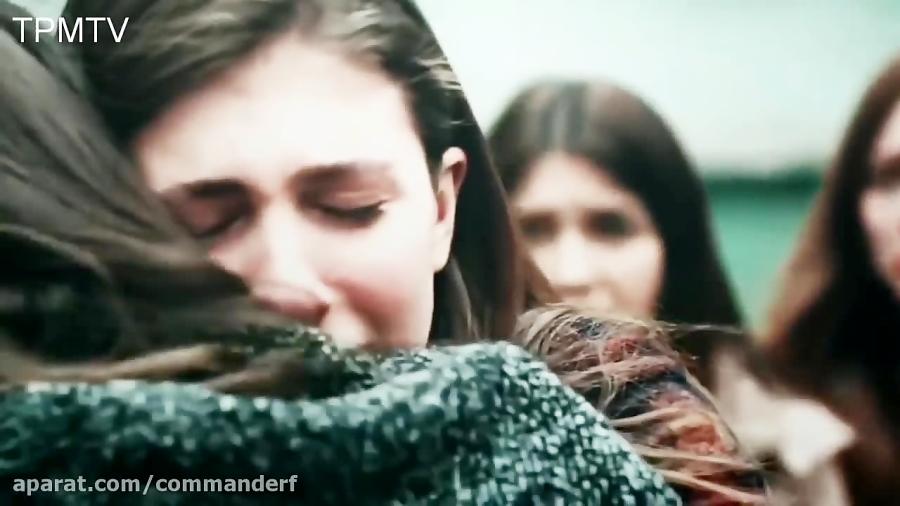 آهنگ غمگین شهریار ابراهیمی- نمونده راهی- کلیپ غنچه های زخمی - دخترا / Shahriar E
