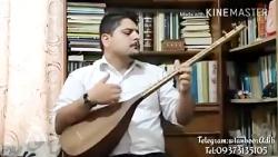 """آموزش """"باز هوای وطنم آرزوست"""" توسط استاد ادیب شاه ابراهیمی"""