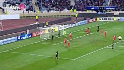خلاصه بازی پرسپولیس 1-0 السد