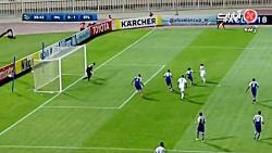 خلاصه بازی الهلال 0-1 استقلال