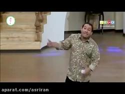 رقصیدن سروش جمشیدی در د...