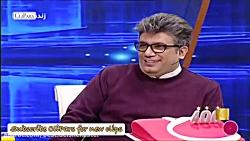 گفتگوی خنده دار و جدید حسن ریوندی با رضا رشیدپور در برنامه حالا خورشید | Hasan R