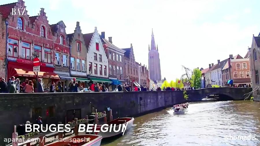 10 مکان توریستی اروپا (همادیس گشت)