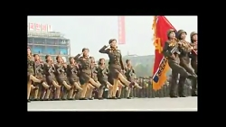 رژه ارتش کره شمالی