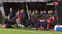حواشی بازی بارسلونا - س...