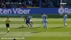 خلاصه بازی بارسلونا ۲_۲...