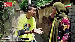 عکس دوست دختر بهداشت در پایتخت 6