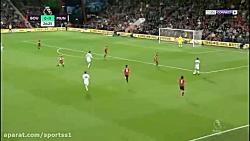 بورنموث 0 - 2 منچستر یونا...