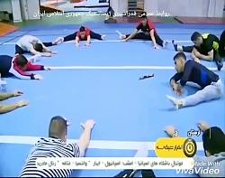 پخش گزارش اردوی تیم ملی...