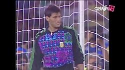 ناکامی آرژانتین در جام ...