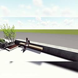 طراحی سه بعدی سوله ورزش...