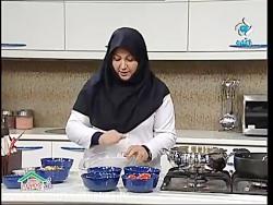 آشپزی : طرز تهیه ڪباب تا...