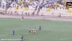 خنده دار ترین گزارشگر تاریخ فوتبال ایران (طنز ورزشی)