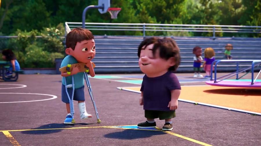 انیمیشن کوتاه Lou