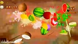 بازی Fruit Ninja Fight برای اند...