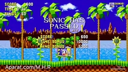 Super sonic in sonic 1