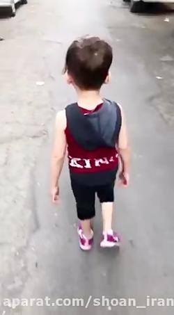 شوان - ایرانگرد کوچک سی...
